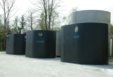 Zbiorniki monolityczne